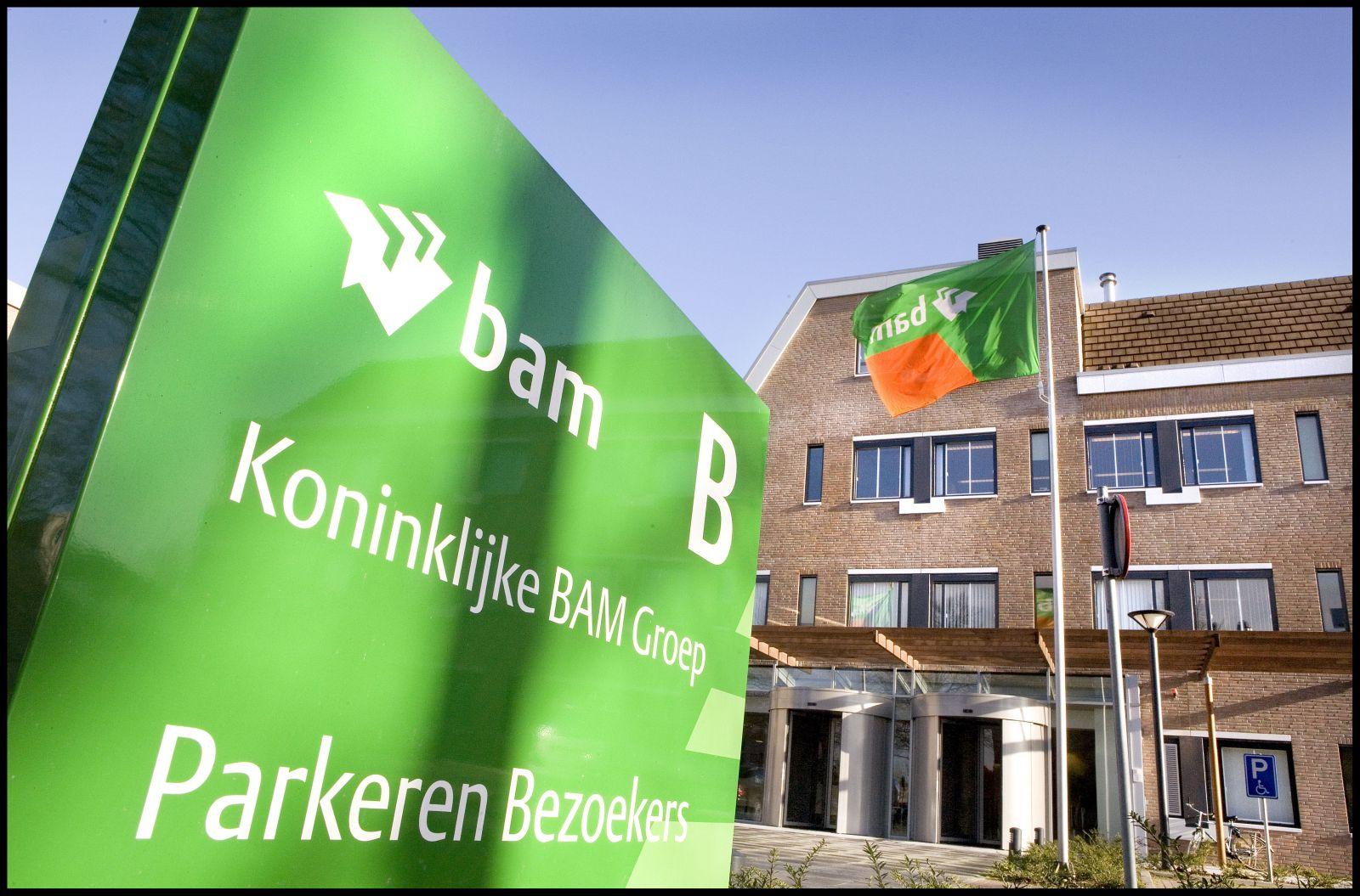 BAM-hoofdkantoor-bord-Heilijgers