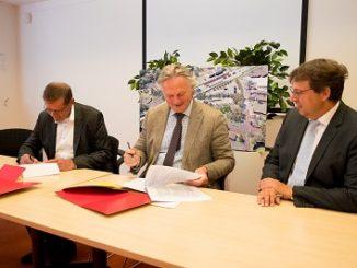 Ondertekening-bouwcontract-station-Driebergen-Zeist-prorail-verleent-bam-opdracht-nieuw-station-driebergen-zeist